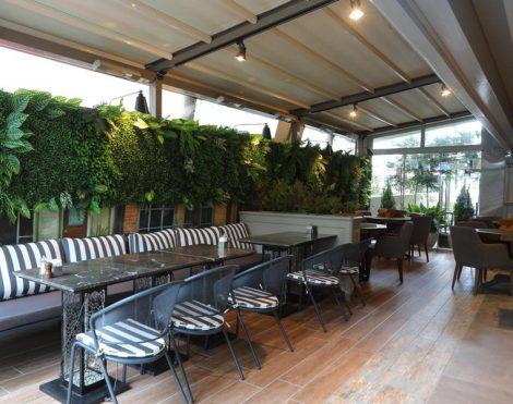 Amade Lounge Cafe İç Mekan