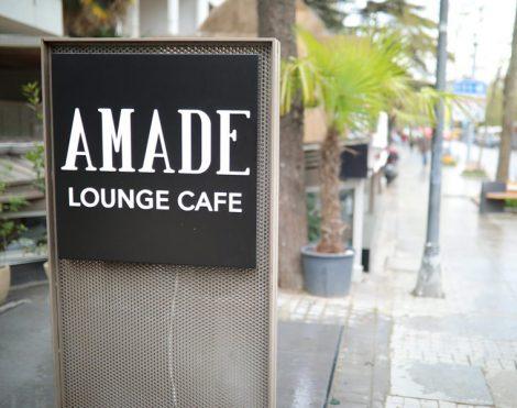 Amade Lounge Cafe