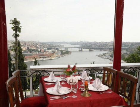 Aziyade Restaurant / Eyüp İftar Mekanları