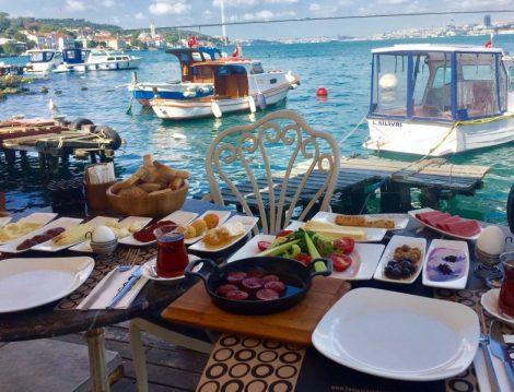 Boon Cafe & Restaurant / İftar Mekanları Çengelköy