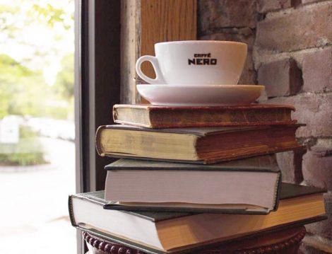 Caffè Nero Kitap Kahve