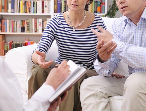 Eşlerin Profesyonel Yardım Almaları