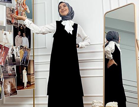 Ramazan Bayramına Özel 4 Farklı Elbise Kombini