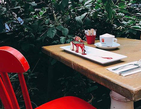 Kaserol Eating House'da Kahve Keyfi Artık Daha Lezzetli