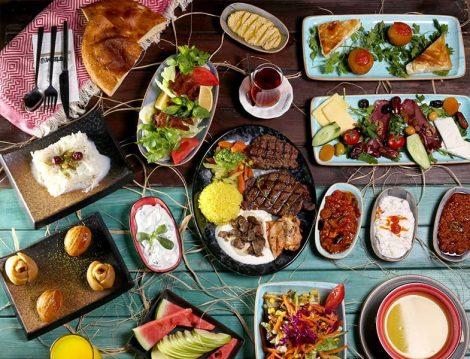 Katibim Cafe Restaurant / İftar Mekanları Üsküdar