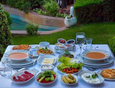 Mabeyin Restoran / İftar Mekanları Üsküdar