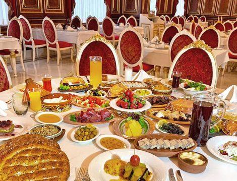 Maide Restaurant Ottoman's Life Hotel Deluxe İftar Menüsü