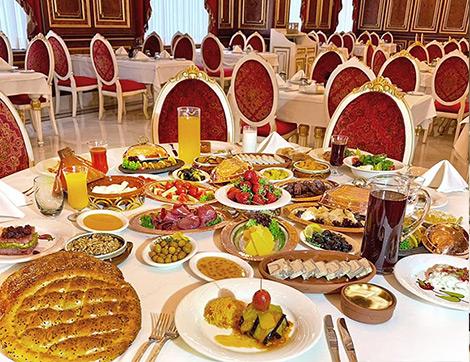 Fatih İftar Mekanlarının Öne Çıkan Adresi: Maide Restaurant
