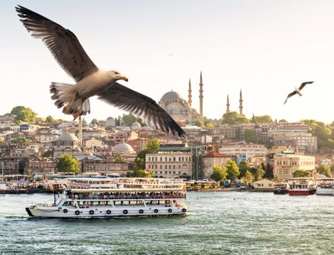 Ramazanda İstanbul Seyahati