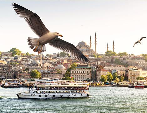 İstanbul'a Uçmak İçin En Uygun Zaman Ramazan