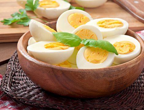 Sahurda Tok Tutan Yumurta Salatası Tarifi