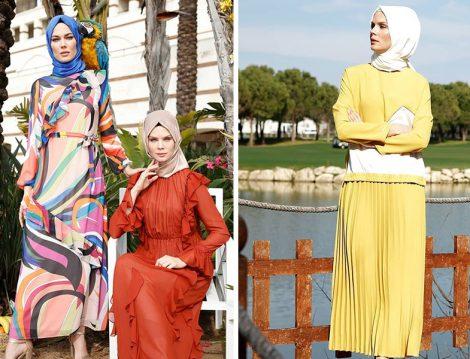Setrms 2019 İlkbahar Yaz Etek ve Elbise Modelleri