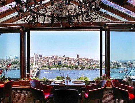 Seyr-i İstanbul Haliç Cafe