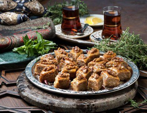 Sultanahmet İftar Mekanları Zeferan Restaurant