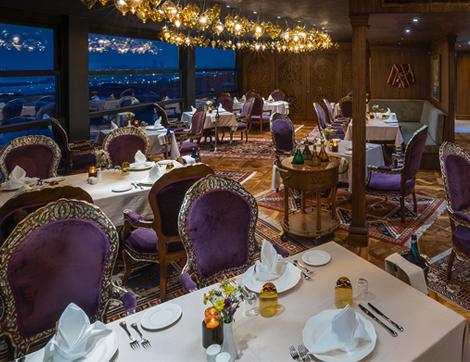 Sultanahmet İftar Mekanlarının Öne Çıkan Adresi: Zeferan Restaurant