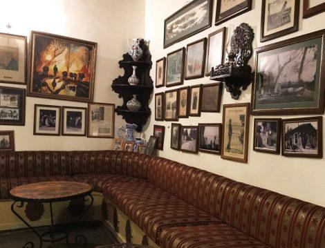 Tarihi Kahve / Eyüp İftar Mekanları