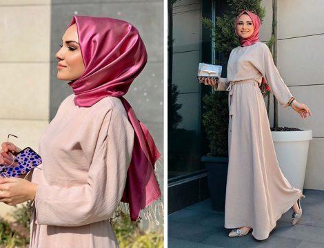 Zeynep Karadeniz'in Gülşen Üstün Tasarımı Elbisesi