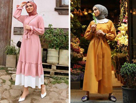 Zeynep Karadeniz'in Gülşen Üstün Tasarımı Elbisesi ve Sena Sever'in Kadriye Baştürk Tasarım Elbisesi