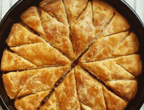 Baklava Dilim Arnavut Böreği Tarifi