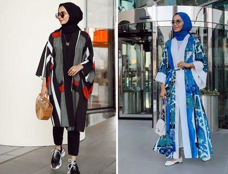 Betül Gedik Kimono Kombinleri