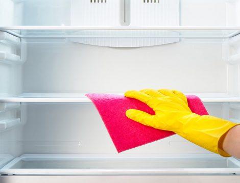 Doğal Yöntemlerle Buzdolabı Temizliği