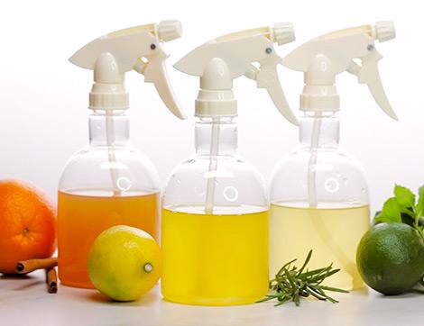 Kimyasal Kullanmadan Temizlik Yapmanın 5 Doğal Yolu