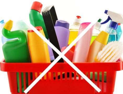 Kimyasal Kullanmadan Temizlik Yapmanın Yolları