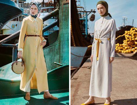 Nihan Elbise ve Pardesü Modelleri