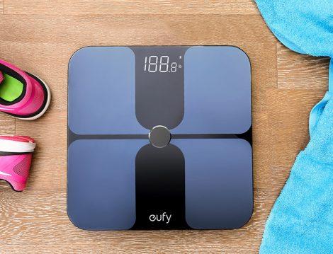 Anker Eufy BodySense Akıllı Bluetooth Tartı, Baskül Vücut Yağ Ölçer