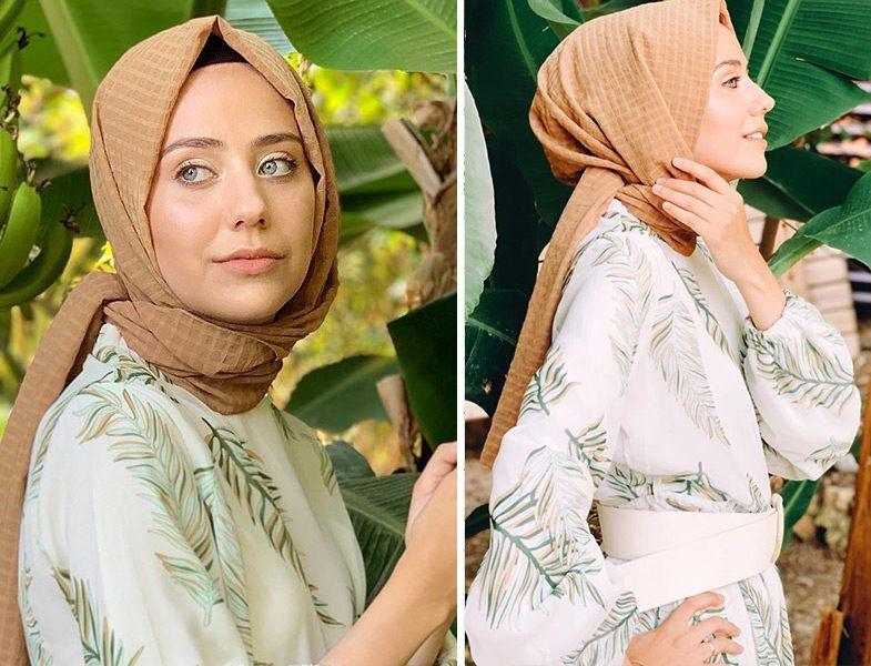 FreshScarf Karamel Şal