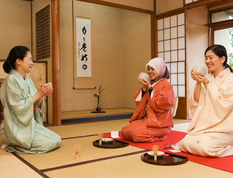 Japon Yemek Yeme Kültürü