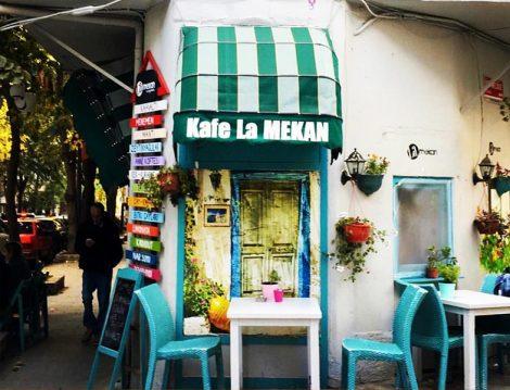 Kafe La Mekan Kuzguncuk
