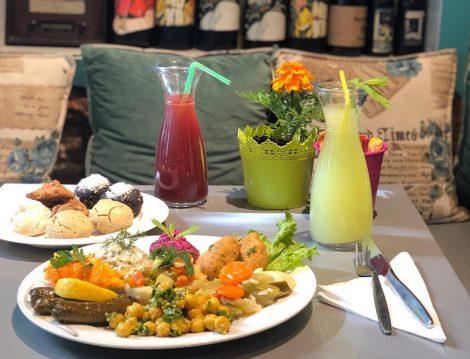 Kafe La Mekan Menü