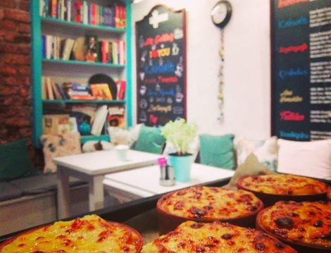 Kafe La Mekan Menüsü