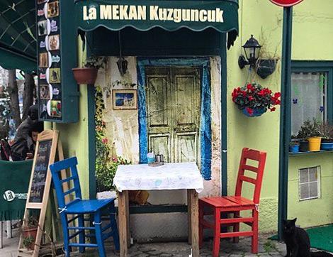 Biraz Nostalji, Biraz Lezzet: Kafe La Mekan