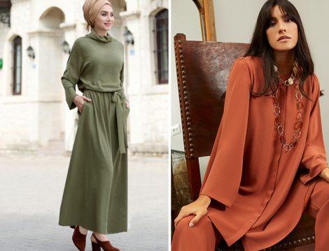 Gamze Özkul Elbise - Puane Takım