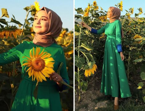 Jakar Official Yeşil Elbise