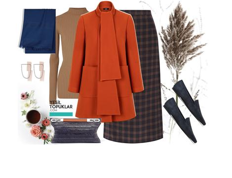 2019/20 Sonbahar – Kış Trend Renkleri Nasıl Giyilir?