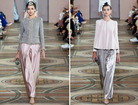 Armani Privé 2019 Couture Takım