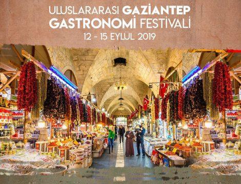 GastroAntep Uluslararası Gaziantep Gastronomi Festivali 2019