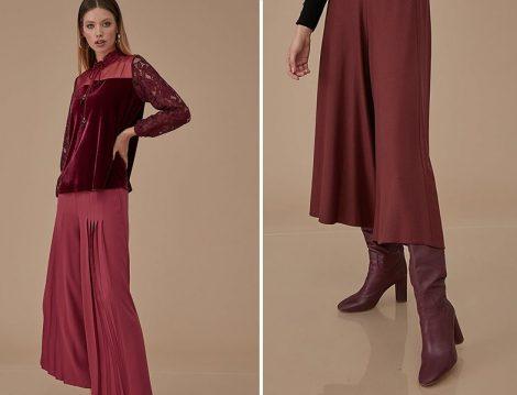 Kayra Bluz ve Bol Pantolon