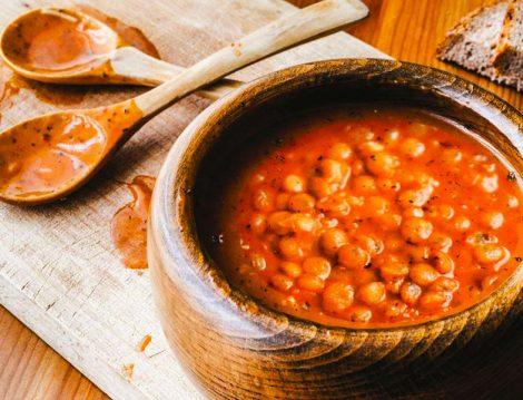 Yeşil Mercimekli Tarhana Çorbası