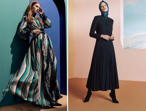 Zühre 2019 - 2020 Elbise Modelleri