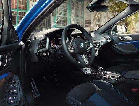 BMW 1 Serisi İç Dizayn