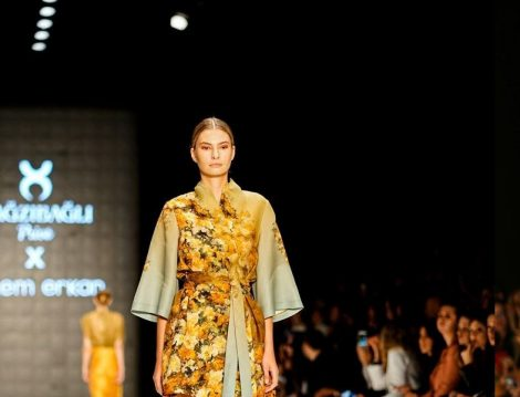 Bağzıbağlı X Özlem Erkan Mercedes Benz Fashion Week 2020