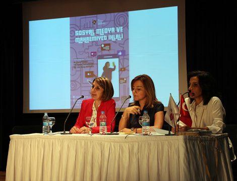 Haber Spikeri Fulin Arıkan'ın Moderatörlüğünü Yaptığı Öğr. Gör. Sosyolog Serap Duygulu ve Avukat Leyla Yüzücü Söyleşisi