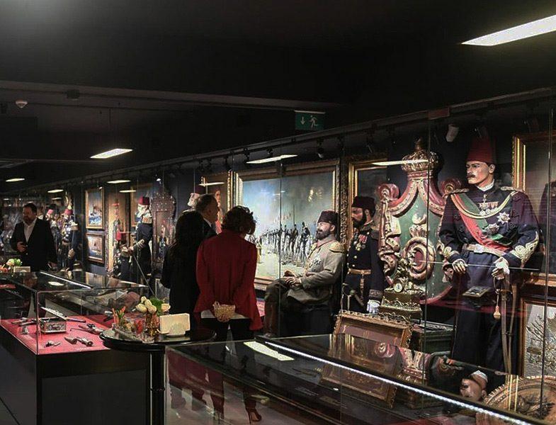 Hisart Canlı Tarih ve Diaroma Müzesi