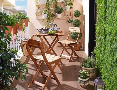 Koçtaş Bahçe ve Balkon Dekorasyonu 2019