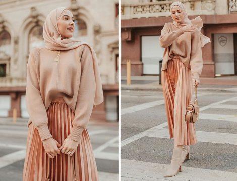 Leena Snoubar H&M Sweat Kombini