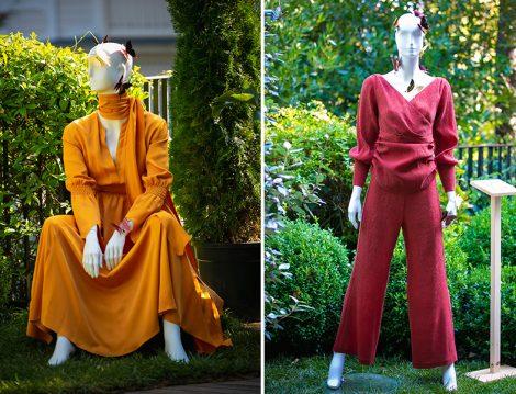 Mehtap Elaidi 2020 İlkbahar Yaz Elbise